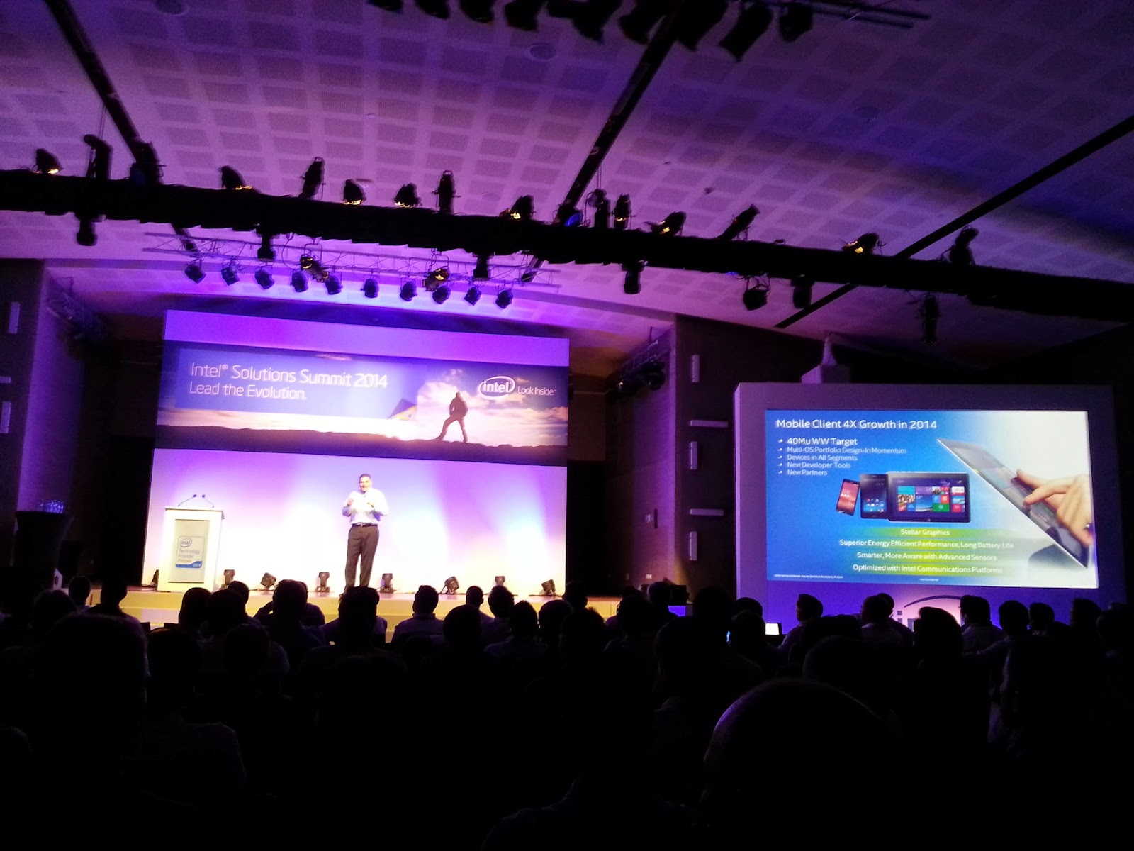 Intel® Solutions Summit 2014