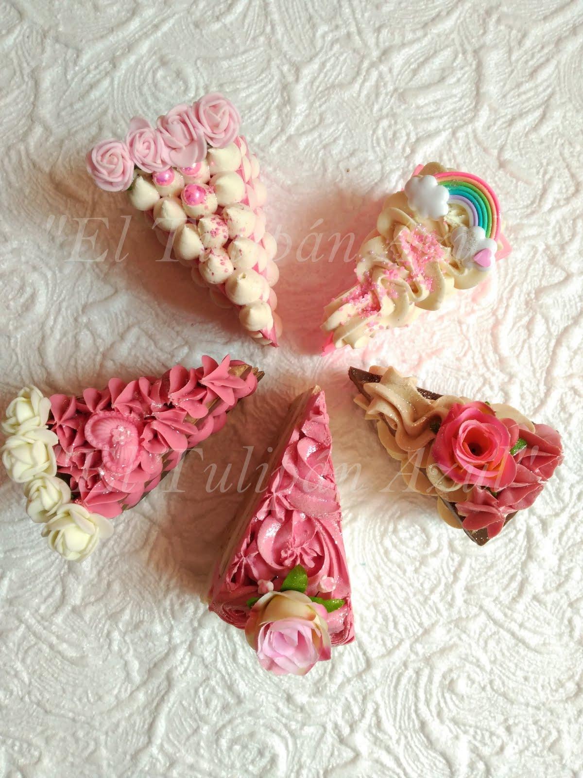 Tartas enteras de  Jabón artesano