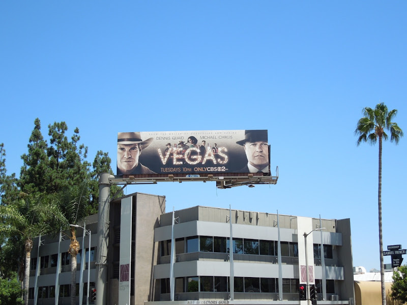 Vegas billboard Studio City