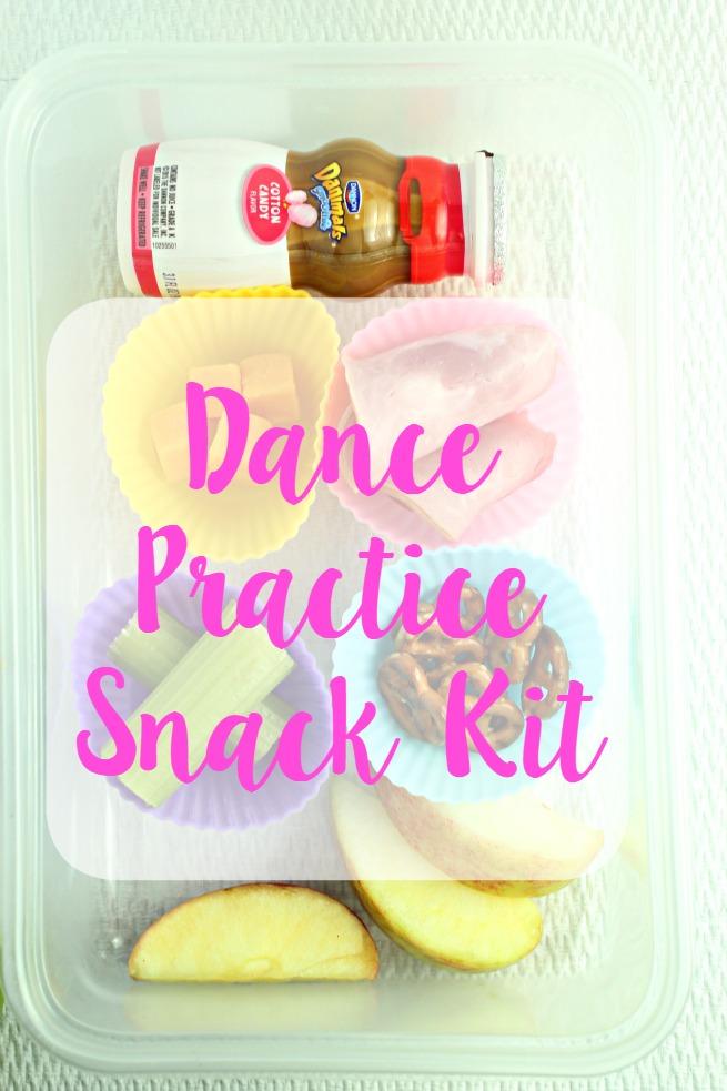 Dance Practice Snack Kit