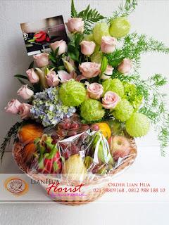 florist jakarta, toko bunga dijakarta utara, jual parcel buah segar, jual parcel buah murah