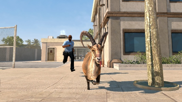 Goat Simulator PAYDAY Free Download PC Game
