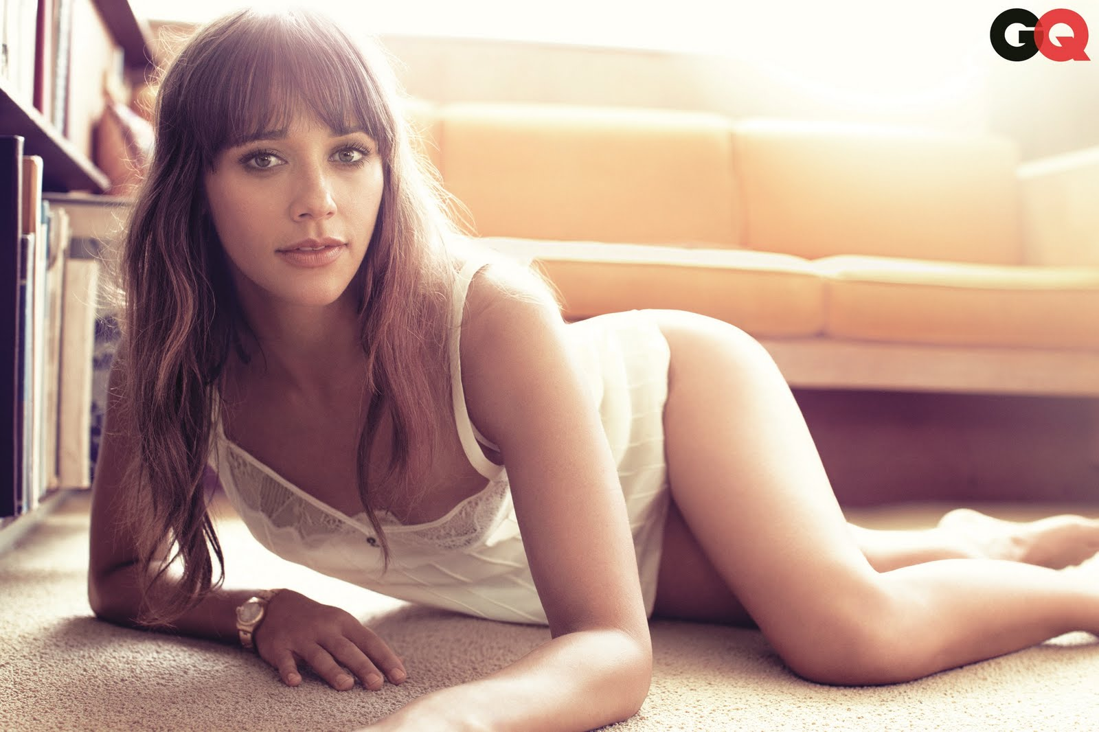 For rashida jones hot assured, what