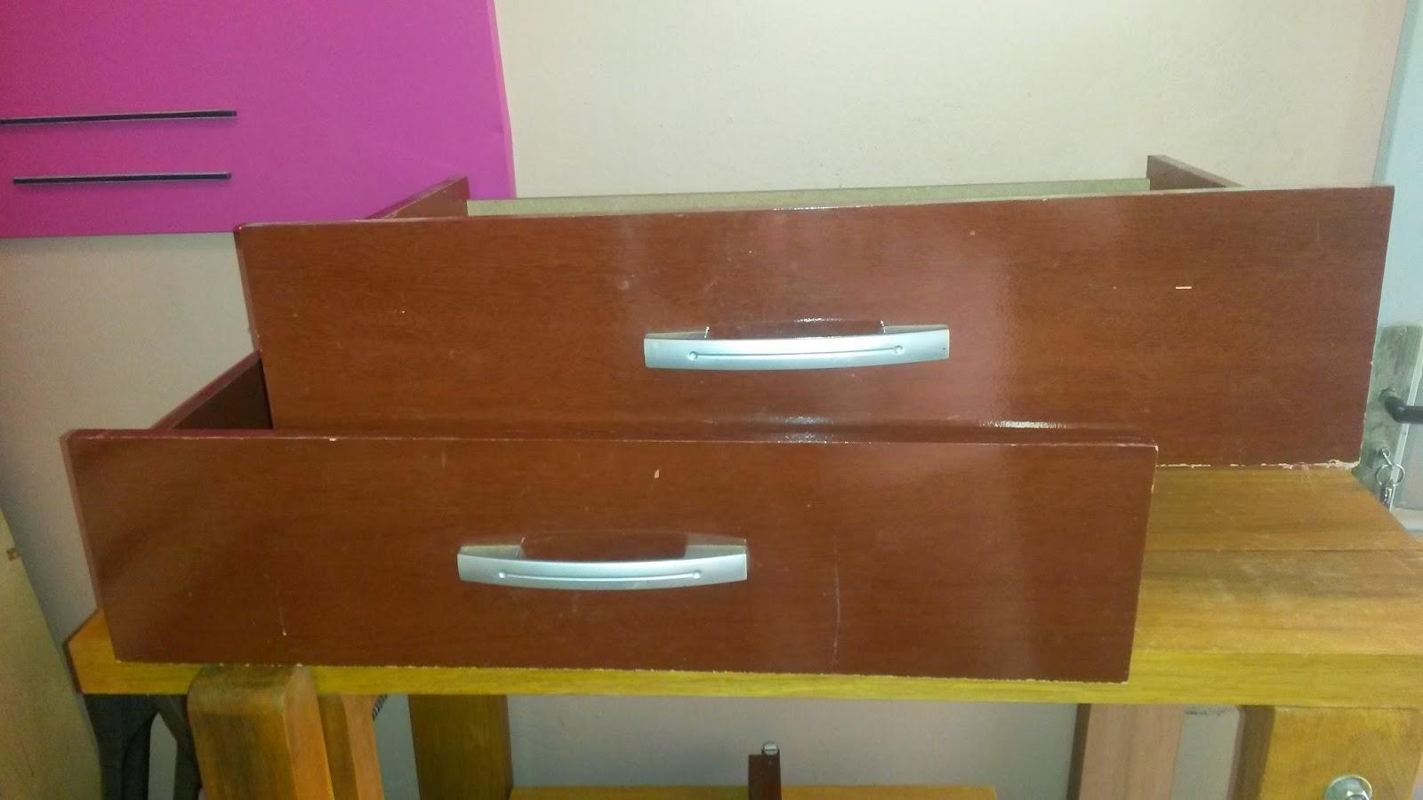 Madeira e outros objetos: O que fazer com gavetas descartadas #71401F 1600x900