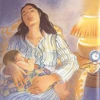 penyusuan susu ibu