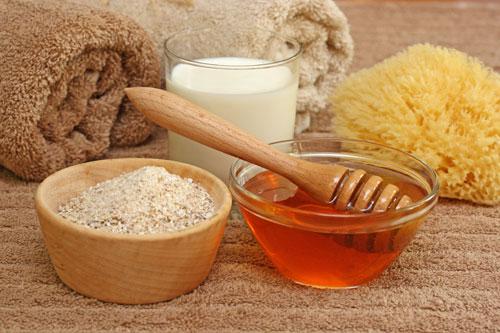 Маска для проблемной кожи в домашних условиях из меда