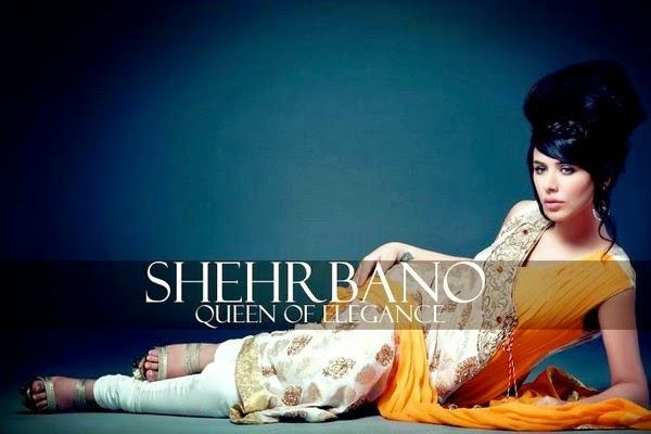 Shehrbano Bridal Collection 2014