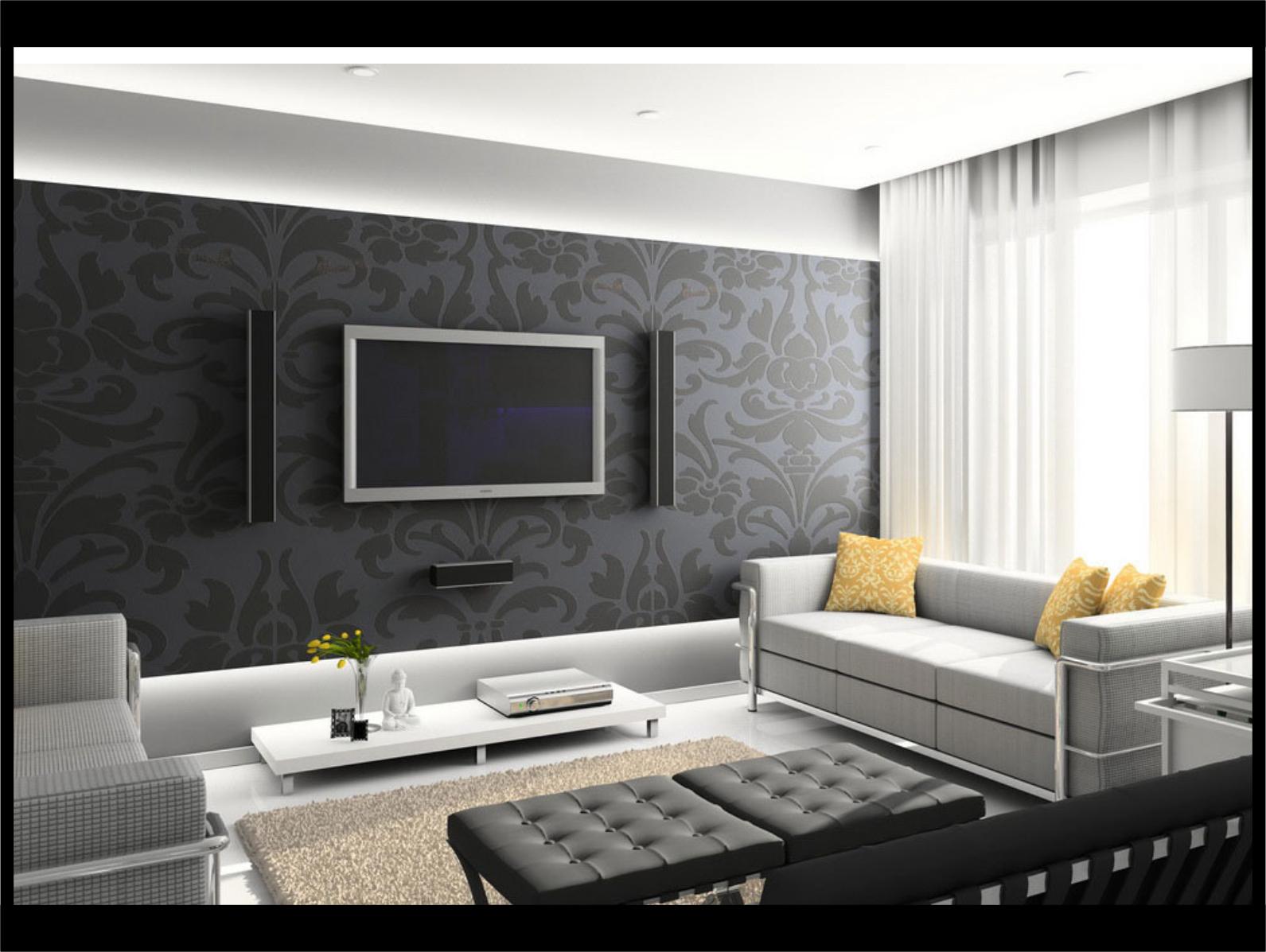 rumahsederhana2016 interior ruang tv minimalis images