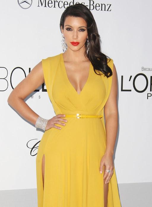 kim kardashian new actress pics