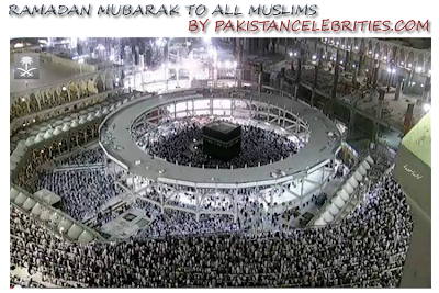 First Night In Ramadan 2013 In Makkah Taraweeh Time - MASHA ALLAH