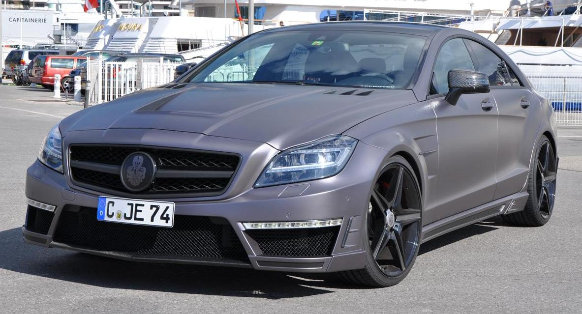 [Resim: German+Special+Customs+Mercedes+CLS+63+AMG+2.jpg]