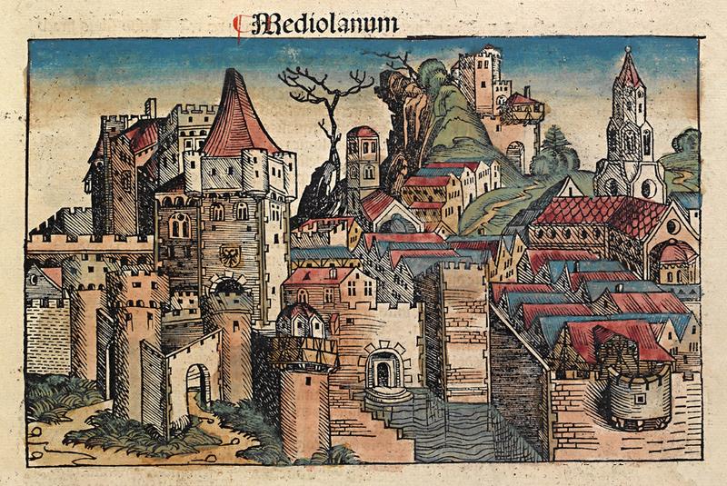 medieval milan - photo#1