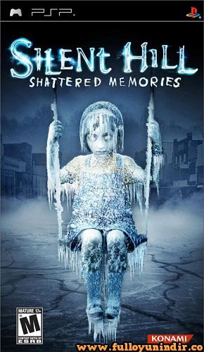 Silent Hill Shattered Memories PSP