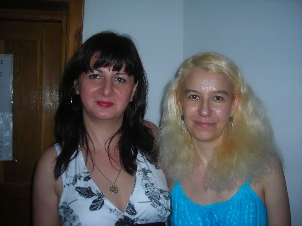 Stela Moraru Pavel si Olivia Maria Marcov iunie 2009 USH Drept Bucuresti