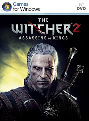 The Witcher 2: Assassins of Kings PC Cover