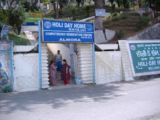 Almora kmvn rest house