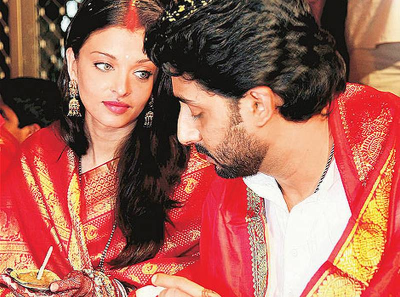Aishwarya Rai Wedding Shadi Pics Is Sources Of Shadi Pictures Shaadi