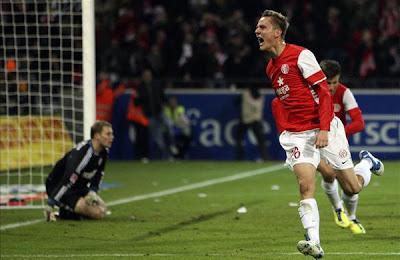 FSV Mainz 3 - 2 Bayern Munich (1)