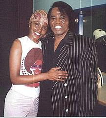 Godfather James Brown & I