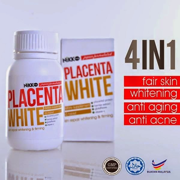 NIKKO PLACENTA WHITE