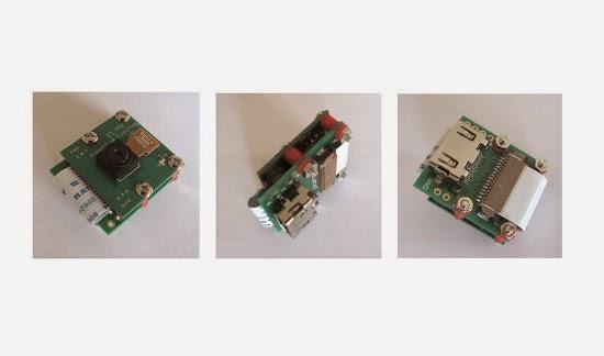 adaptador extensão câmera raspberry pi