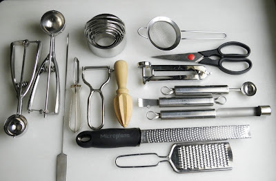 Good Things By David Essential Baking Tools