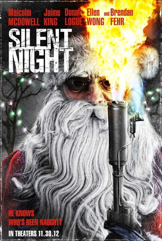 Silent Night - Poster (2012)