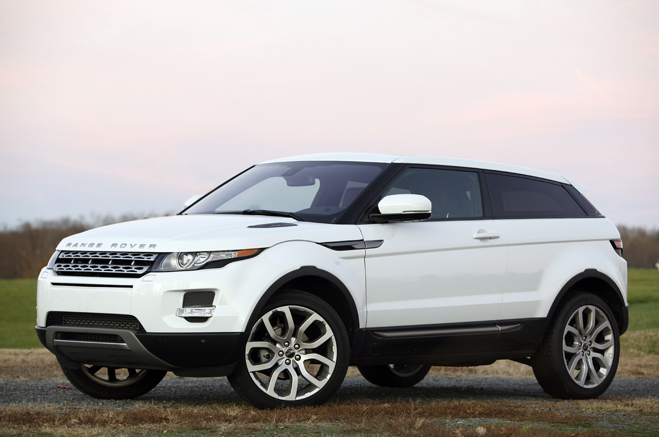 2012 Land Rover Range Rover Evoque Coupe Supercar Original
