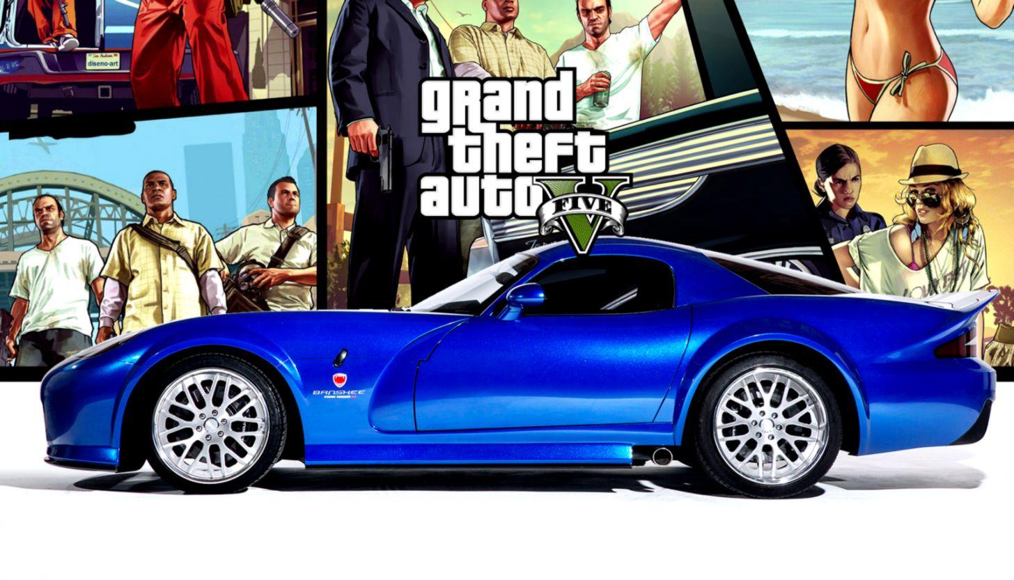 Grand Theft Auto Repairs Gta 5 Wallpaper Hd