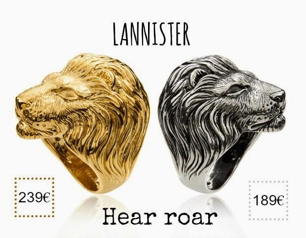Lannister. Aristocrazy. Raquel Atondo