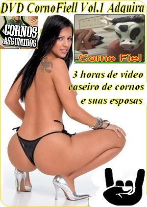 DVD CORNOFIEL VOL 1 CASEIRO