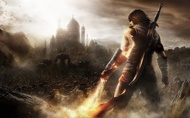 download Prince of Persia: The Forgotten Sands torrent