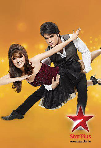 Charlie Chauhan and Kunwar Amar in Nach Baliye season 5