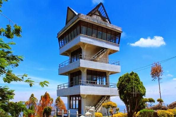 Image result for menara pandang tele