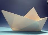 Navegamos en un barco de papel.