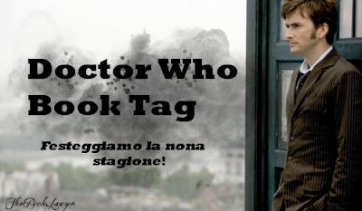Doctor Who Book Tag: festeggiamo insieme la nona stagione!