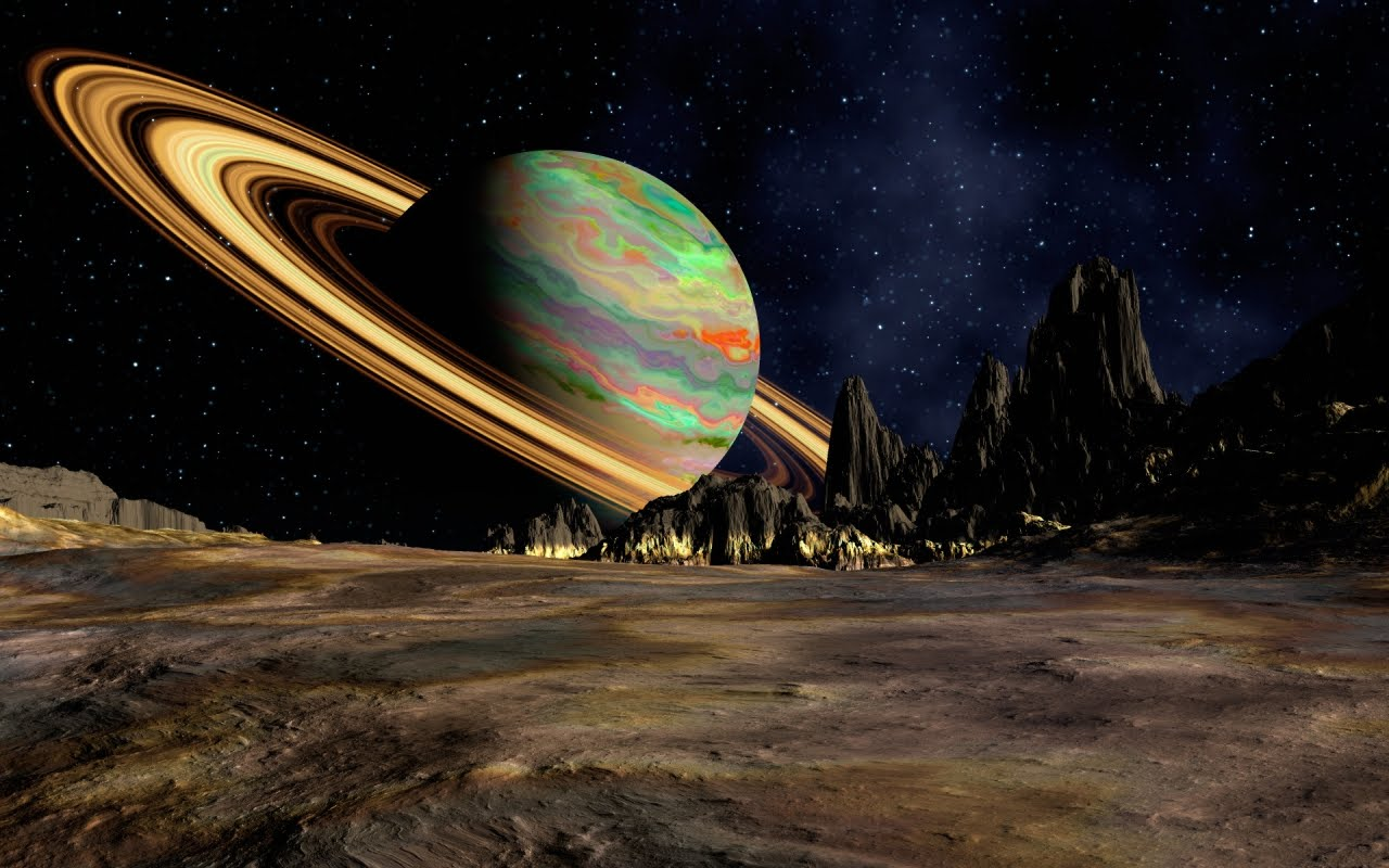 digital images of saturn the planet - photo #6