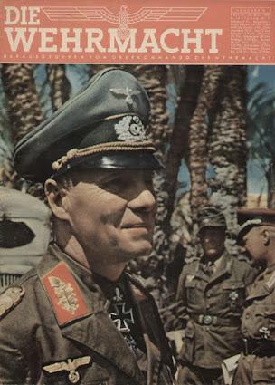 Erwin Rommel, the Desert Fox.