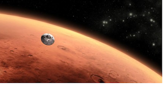 How Long Does it Take to Get to Mars?