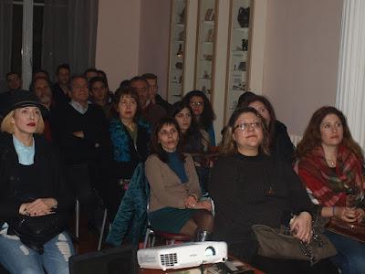 Κοπή πίτας και εγκαίνια νέου χώρου για τη Νέα Ακρόπολη Θεσσαλονίκης