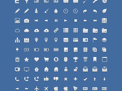Free Icons PSD Files