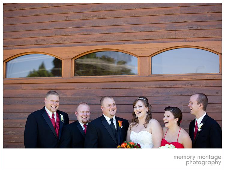 apple tree yakima wedding photo