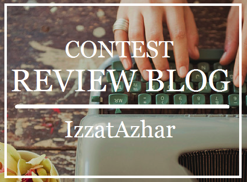 http://izzatazhrofficial.blogspot.my/2015/10/contest-izzat-azhar-buat-review-blog.html