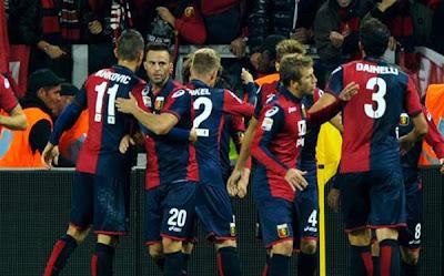 Juventus 2 - 2 Genoa (2)