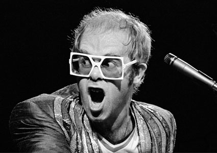 elton john crazy glasses