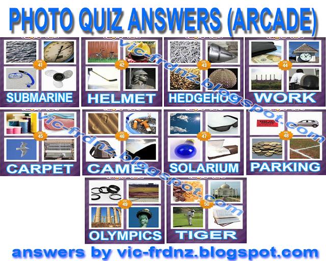 Photo Quiz Arcade