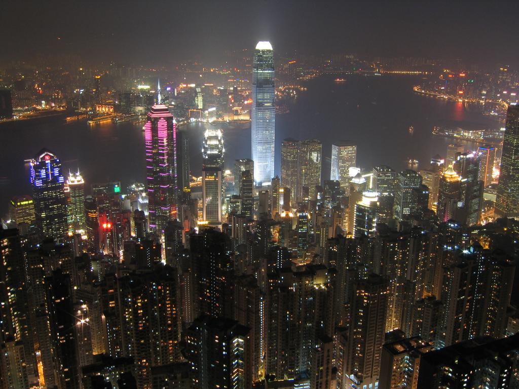 Hong Kong, China – Tourist Destinations