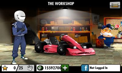 Red Bull Kart Fighter 3 v1.0 APK + DATA Android free download