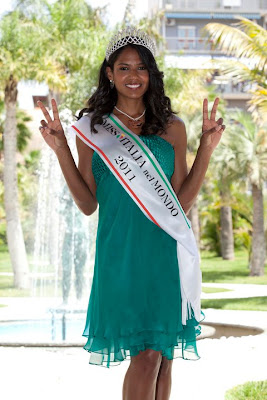 Miss Italia nel Mondo 2011 Silvia Novais