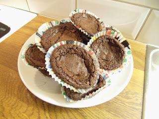 chokladmuffins